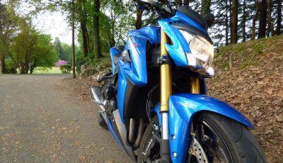 Suzuki GSX-S1000, la nostra prova: oltre il divertimento!