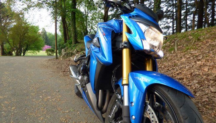 Suzuki GSX-S1000, la nostra prova: oltre il divertimento! - Foto 1 di 59