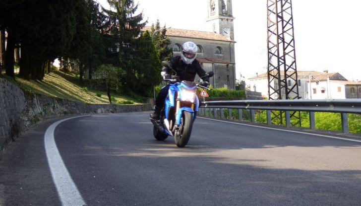 Suzuki GSX-S1000, la nostra prova: oltre il divertimento! - Foto 23 di 59