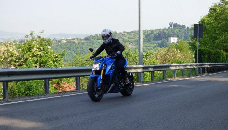 Suzuki GSX-S1000, la nostra prova: oltre il divertimento! - Foto 33 di 59