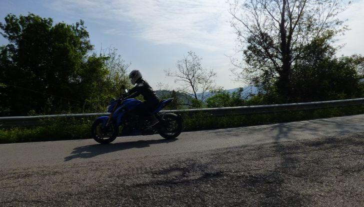 Suzuki GSX-S1000, la nostra prova: oltre il divertimento! - Foto 57 di 59