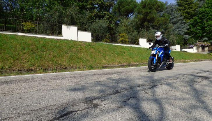 Suzuki GSX-S1000, la nostra prova: oltre il divertimento! - Foto 58 di 59