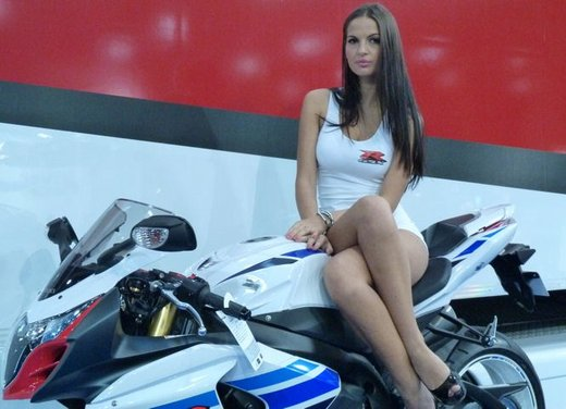 Tutte le più belle ragazze del Motor Bike Expo 2013
