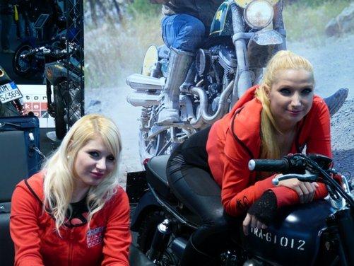 Tutte le più belle ragazze del Motor Bike Expo 2013 - Foto 16 di 16