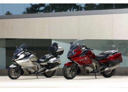 BMW K 1600 GT e K 1600 GTL le nuove tourer di prestigio