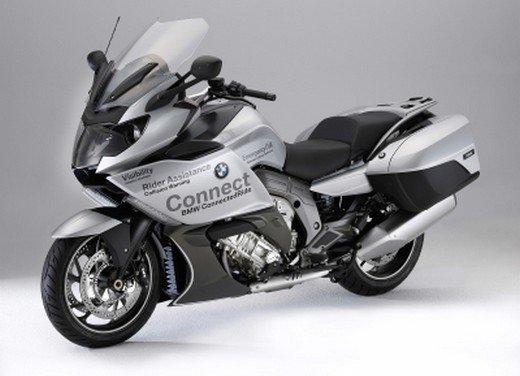 BMW Motorrad Innovation Day 2011: presentato il ConnectedRide