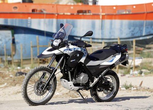 BMW G 650 GS Sertão - Foto 14 di 27