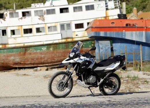 BMW G 650 GS Sertão - Foto 13 di 27