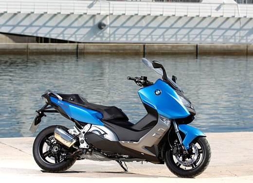 BMW C 600 Sport video ufficiale del maxi scooter sportivo BMW - Foto 70 di 81