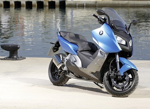 BMW C 600 Sport video ufficiale del maxi scooter sportivo BMW - Foto 69 di 81