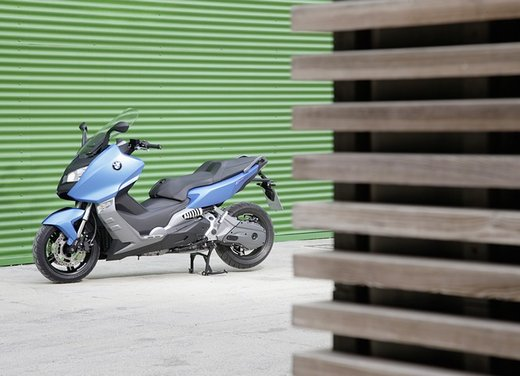 BMW C 600 Sport video ufficiale del maxi scooter sportivo BMW - Foto 59 di 81