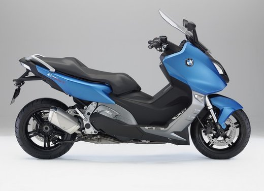 BMW C 600 Sport video ufficiale del maxi scooter sportivo BMW - Foto 12 di 81