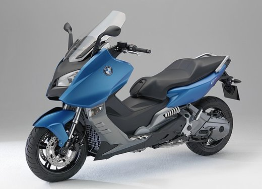 BMW C 600 Sport video ufficiale del maxi scooter sportivo BMW - Foto 29 di 81