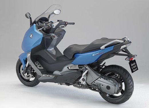 BMW C 600 Sport video ufficiale del maxi scooter sportivo BMW - Foto 26 di 81