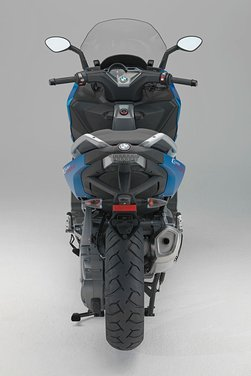 BMW C 600 Sport video ufficiale del maxi scooter sportivo BMW - Foto 81 di 81