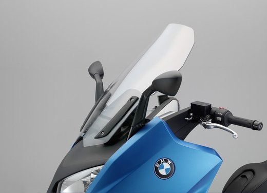 BMW C 600 Sport video ufficiale del maxi scooter sportivo BMW - Foto 20 di 81