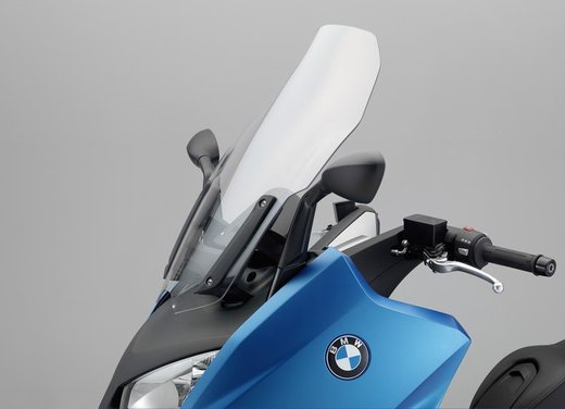BMW C 600 Sport video ufficiale del maxi scooter sportivo BMW - Foto 21 di 81