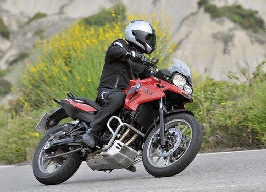 BMW F 700 GS - Foto 4 di 33