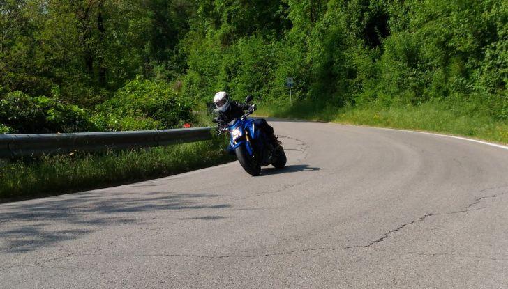 Suzuki GSX-S1000, la nostra prova: oltre il divertimento! - Foto 5 di 59