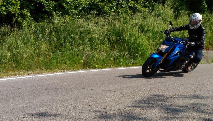 Suzuki GSX-S1000, la nostra prova: oltre il divertimento! - Foto 10 di 59