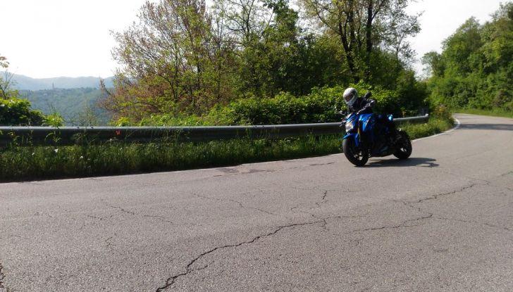Suzuki GSX-S1000, la nostra prova: oltre il divertimento! - Foto 11 di 59