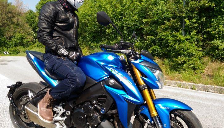 Suzuki GSX-S1000, la nostra prova: oltre il divertimento! - Foto 13 di 59