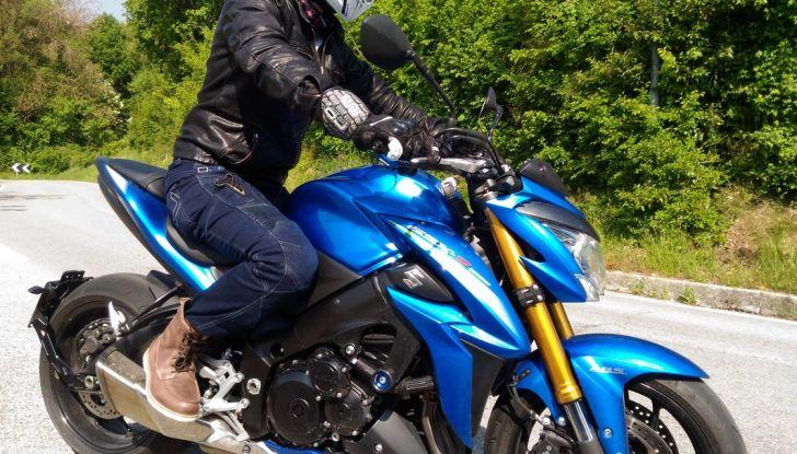 Suzuki GSX-S1000, la nostra prova: oltre il divertimento! - Foto 45 di 59