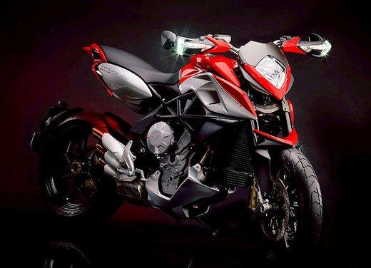 MV Agusta Rivale 800 la moto più bella di Eicma 2012 - Foto 21 di 23