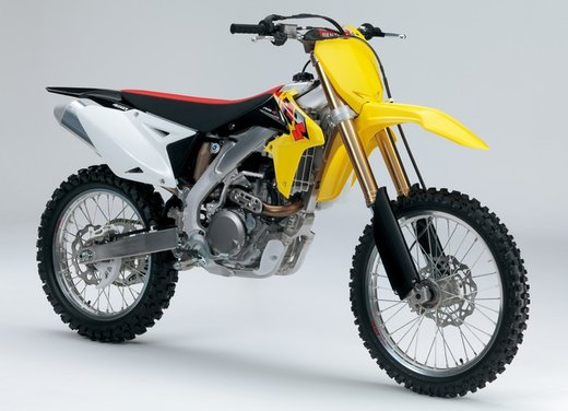 Suzuki RM-Z250 e RM-Z450 - Foto 10 di 22