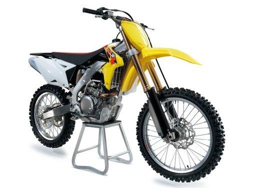 Suzuki RM-Z250 e RM-Z450 - Foto 8 di 22
