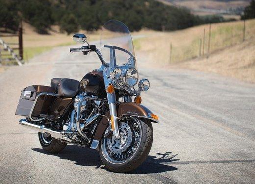 Harley-Davidson modelli 110th Anniversary - Foto 27 di 36