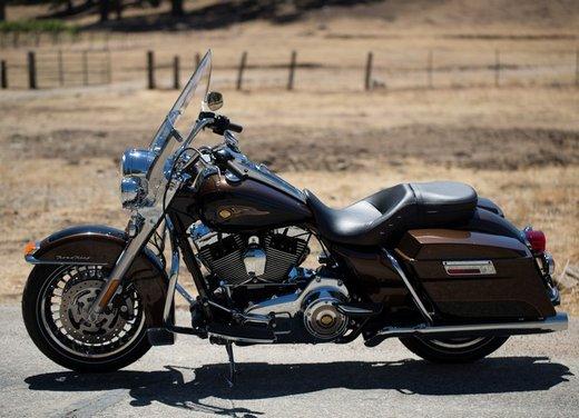Harley-Davidson modelli 110th Anniversary - Foto 17 di 36