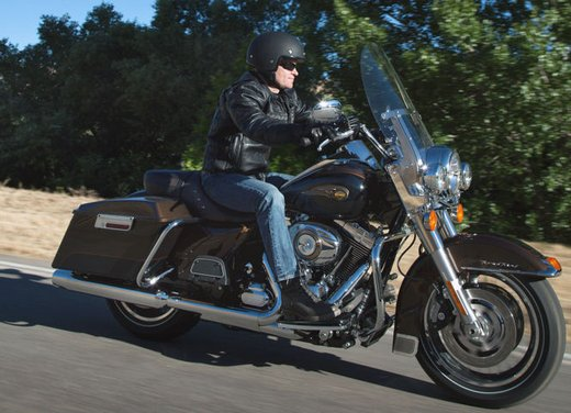 Harley-Davidson e Papa Benedetto XVI per il 110° anniversario del brand - Foto 37 di 56