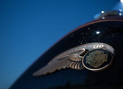 Harley-Davidson modelli 110th Anniversary - Foto 24 di 36
