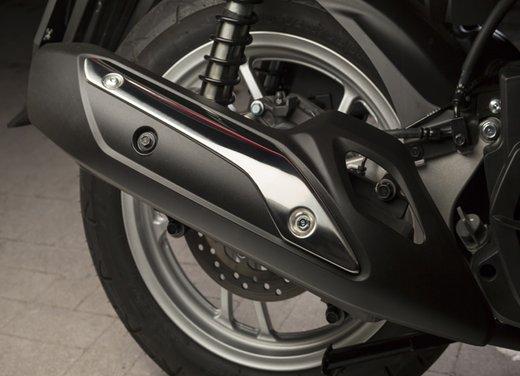 """Honda SH listino prezzi e caratteristiche dello scooter a """"ruote alte"""" Honda - Foto 19 di 33"""