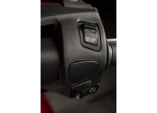 """Honda SH listino prezzi e caratteristiche dello scooter a """"ruote alte"""" Honda - Foto 33 di 33"""