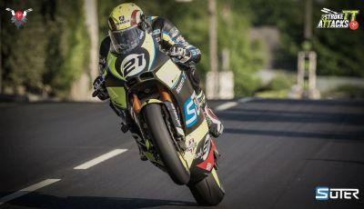 La Suter MMX500 2T contro le Superbike nel National Trophy a Misano