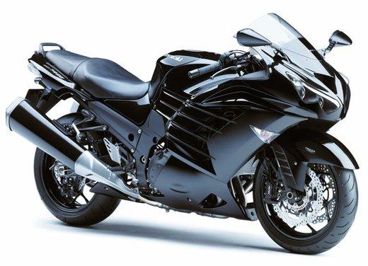 Kawasaki ZZR1400 - Foto 22 di 56