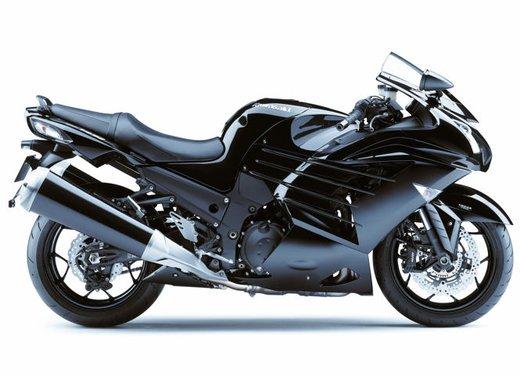 Kawasaki ZZR1400 - Foto 18 di 56