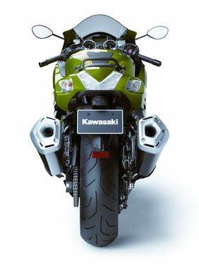 Kawasaki ZZR1400 - Foto 31 di 56