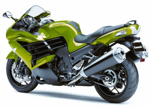 Kawasaki ZZR1400 - Foto 23 di 56