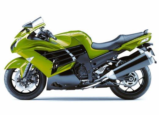 Kawasaki ZZR1400 - Foto 19 di 56