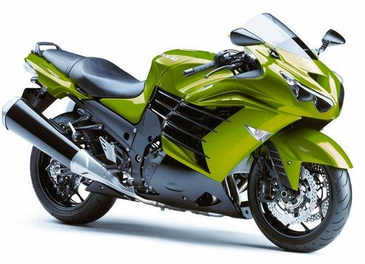 Kawasaki ZZR1400 - Foto 27 di 56