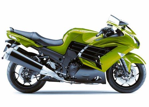 Kawasaki ZZR1400 - Foto 28 di 56