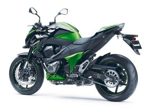 Kawasaki Z800 depotenziata a 35 kW per neopatentati - Foto 15 di 36