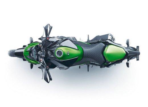 Kawasaki Z800 depotenziata a 35 kW per neopatentati - Foto 19 di 36