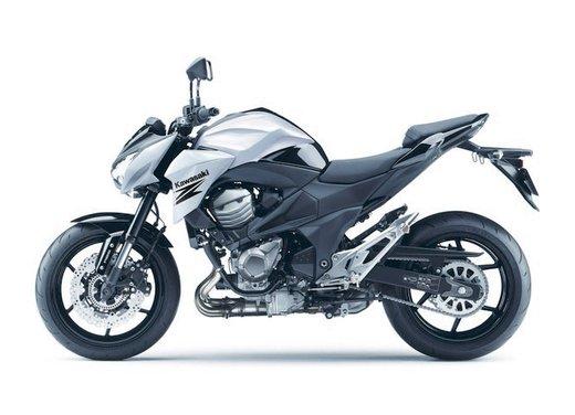 Kawasaki Z800 depotenziata a 35 kW per neopatentati - Foto 26 di 36
