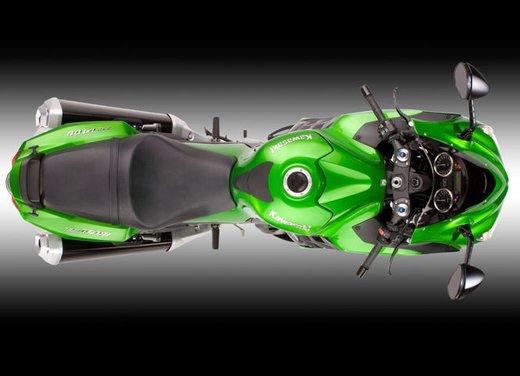 Kawasaki ZZR1400 - Foto 37 di 56