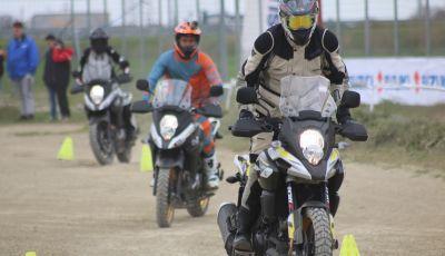 Suzuki V-Strom Academy 2018: informazioni e date per imparare il fuoristrada!