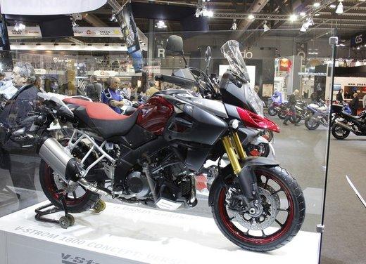 Suzuki V-Strom 1000 Concept